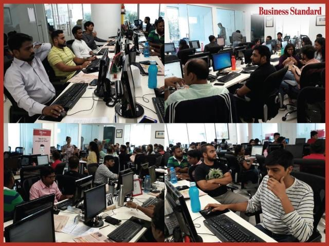 Fridays with Business Standard at Netscribes (India) Pvt. Ltd., Mumbai