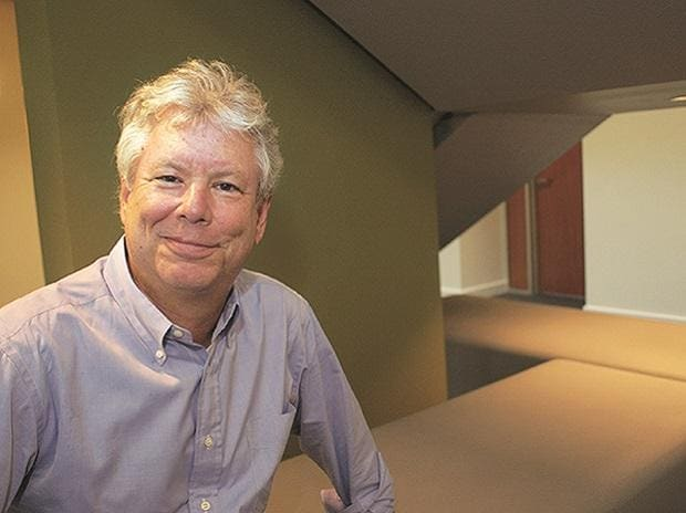 Richard Thaler of U.S. wins Nobel Economics Prize