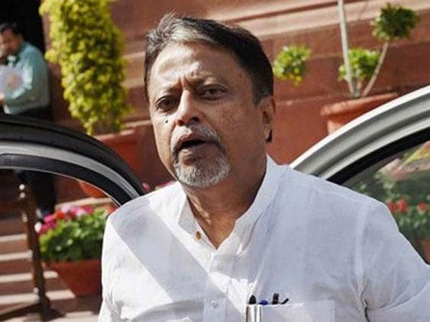Mukul Roy. Photo: PTI