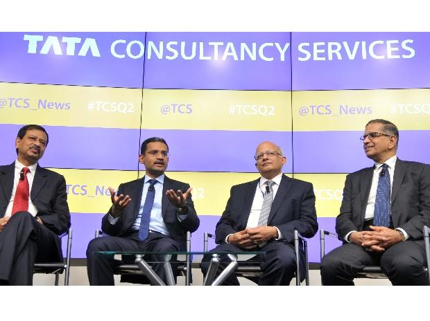 TCS posts robust revenue, net growth in Q2