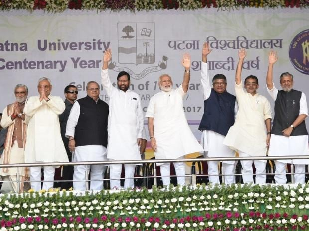 Modi, Nitish Kumar, Patna, Bihar