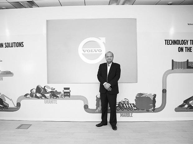 Vinod Aggarwal, MD and CEO,  VE Commercial Vehicles