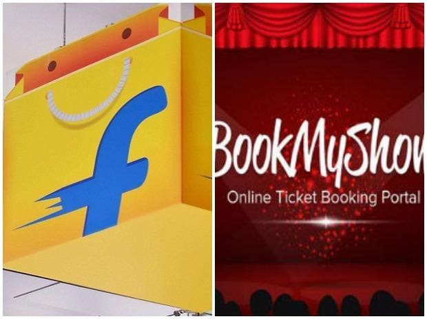 Flipkart eyeing stake in online ticketing platform BookMyShow""
