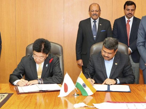 India, Japan to strengthen cooperation in LNG