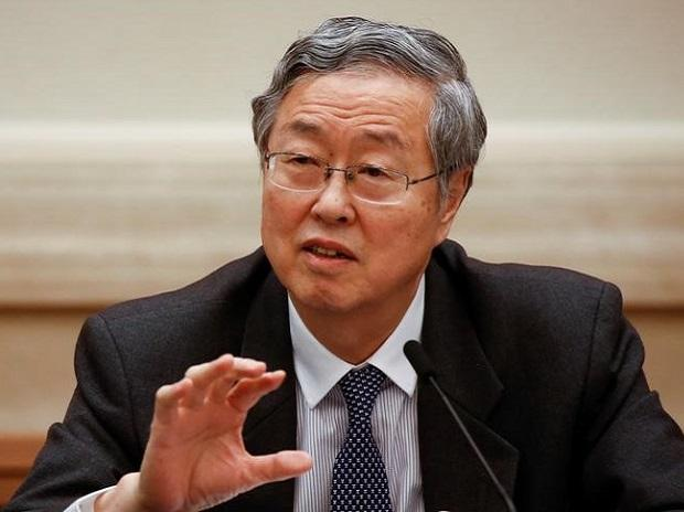 Zhou Xiaochuan. Photo: Reuters