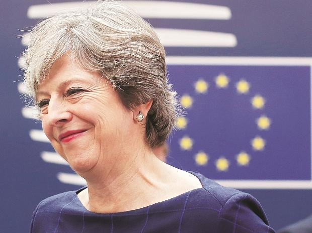 Britain's Prime Minister Theresa May. (File Photo: Reuters)