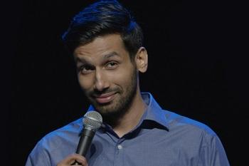 Stand-up comedian Kanan Gill