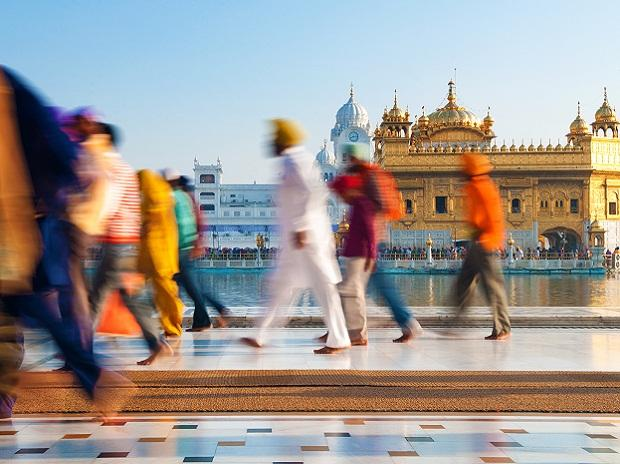 tourism, golden temple