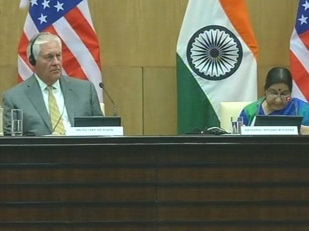 The US Secretary of State Rex Tillerson slammed Islamabad for sheltering 'too many terror groups'
