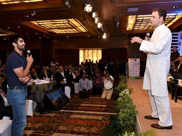 I Believe In Destiny, Rahul Gandhi Says, Questioned On Marriage