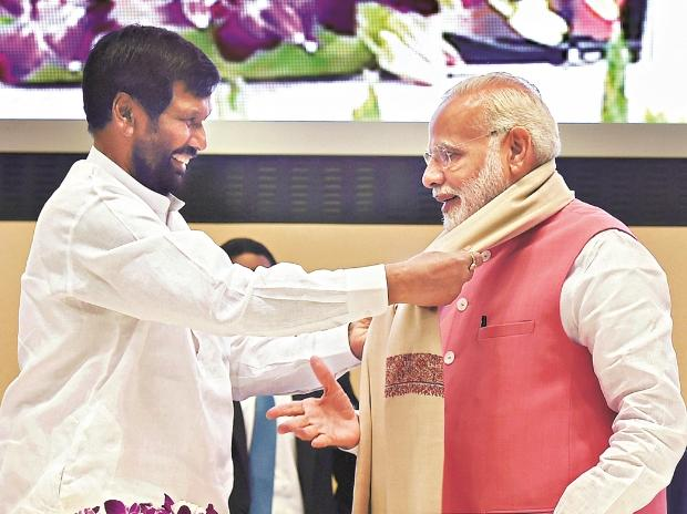 Narendra Modi, Ram Vilas Paswan