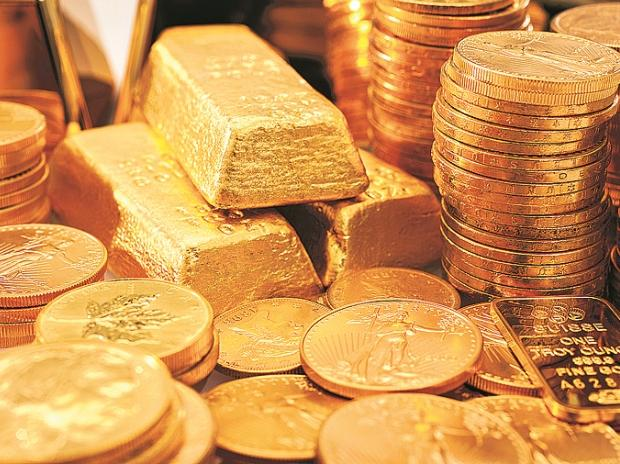 Gold prices slip as dollar gains after US Senate clears tax bill