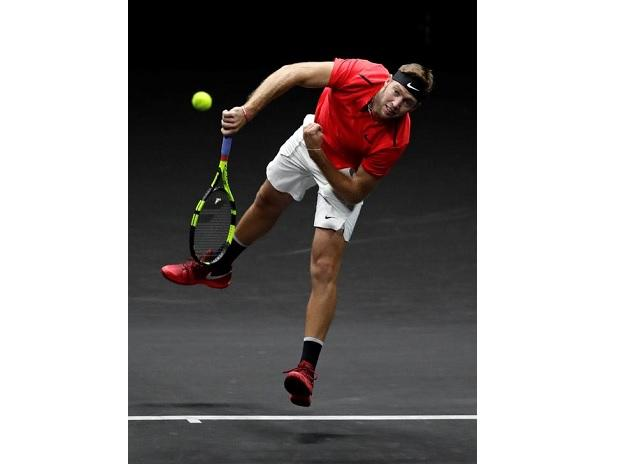 Jack Sock. Photo: Reuters