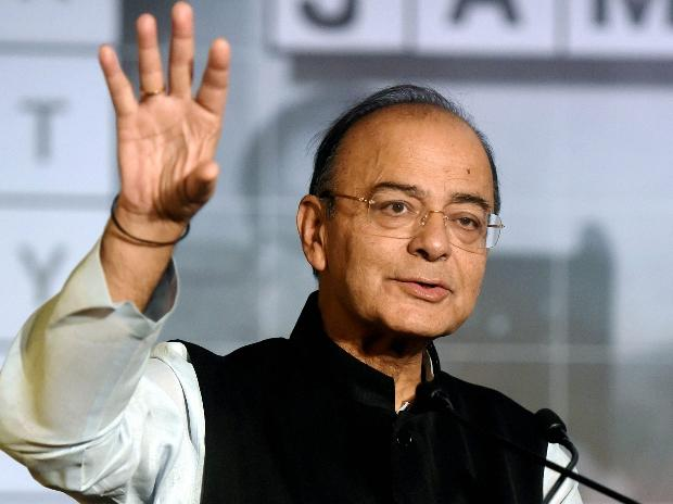 Jaitley lauds India's '30 points jump' in World Bank's rankings