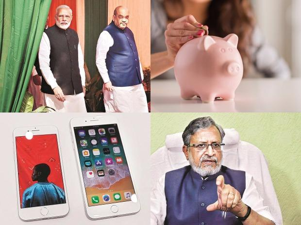 Modi's all party democractic debate, savings at two-decade low and more