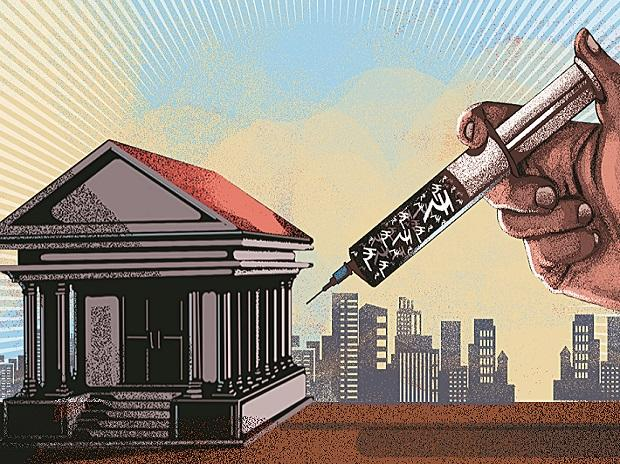 banks, bank recapitalisation, infusion, finance