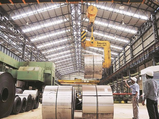 Tata Steel's net profit Rs 1018 cr in second quarter