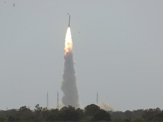 Isro satellite launches
