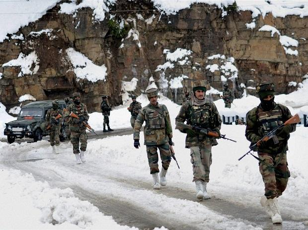 Indian army, security forces, BSF, soldiers