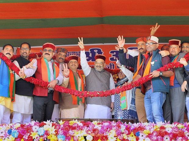 Amit Shah, Himachal polls, Shimla