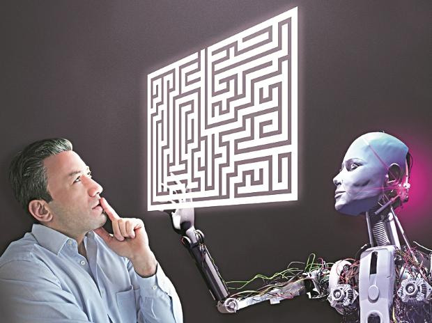 robots, artificial intelligence, AI