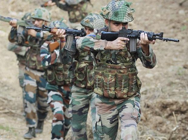 5 militants gunned down in Kashmir encounters