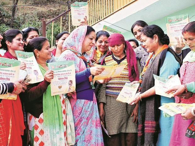 Himachal Pradesh goes to polls: When a state's purse is too light