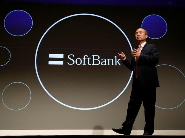SoftBank Group Corp Chairman and CEO Masayoshi Son attends a news conference in Tokyo, Japan. Photo: Reuters