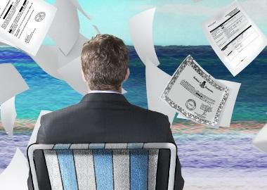 Paradise Papers. (Photo: icij.org)