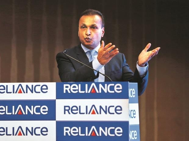 The earnings of Anil Ambani's Reliance ...