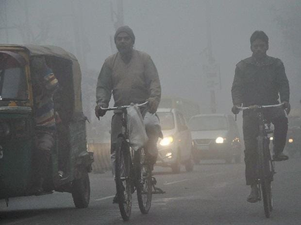 Delhi smog, Delhi air quality, air pollution