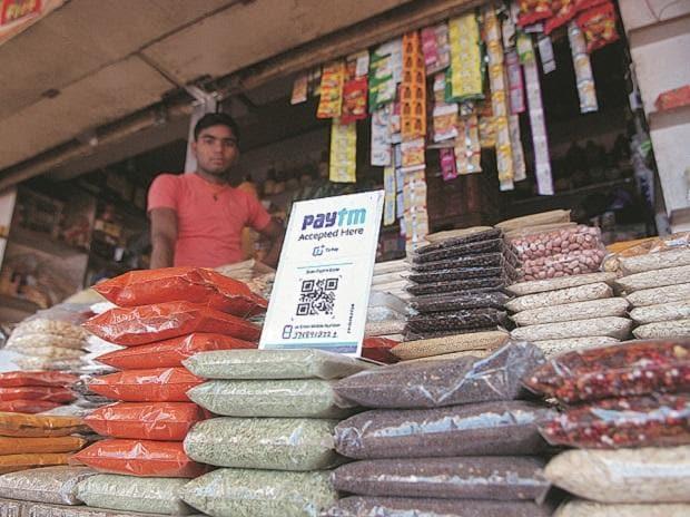 Kirana stores, Paytm