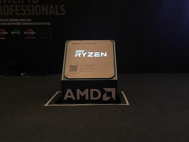 AMD Ryzen Pro processor