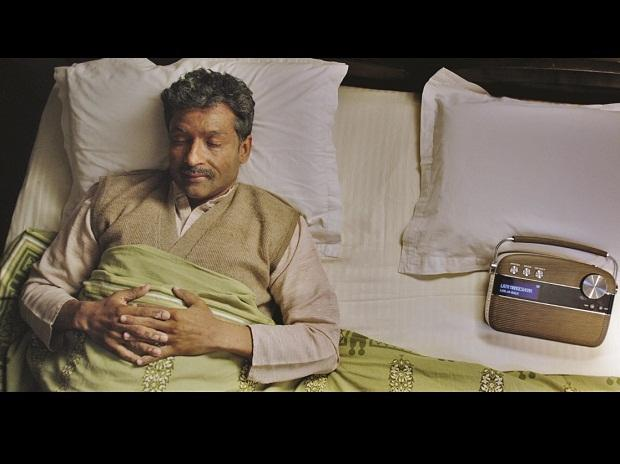 Saregama's upcoming campaign makes an emotional pitch for the portable digital music player, and focuses on its large library of old Hindi film and classical music recordings.