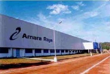 Amara Raja, Amara Raja Batteries Limited