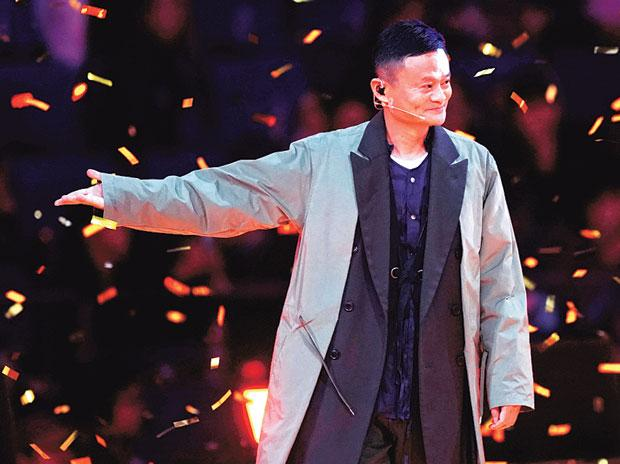 Alibaba Singles' day racks up $1 bn in sales in two minutes