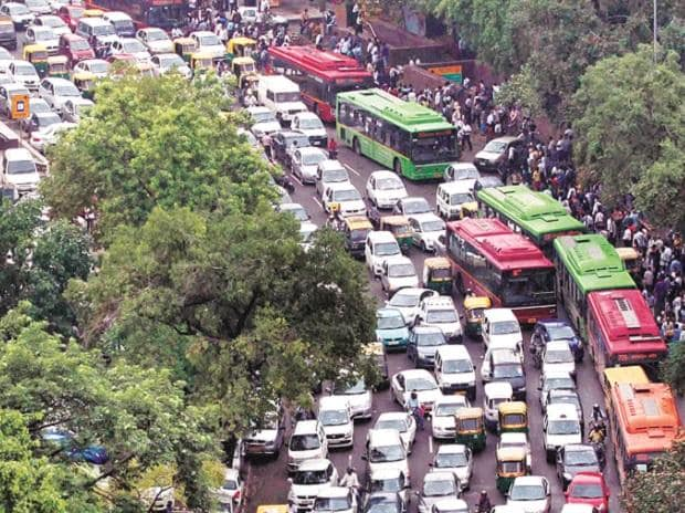 Odd-Even Scheme: Delhi govt to file a review petition in NGT today