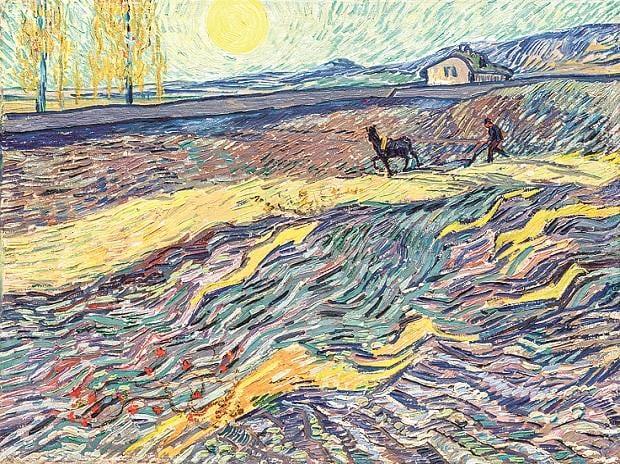 Bidding for van Gogh's