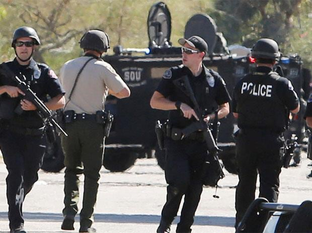 California shooting: 5 dead, including gunman, school kids injured