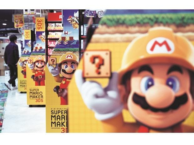 'Super Mario Bros' movie going to 'Minions' studio