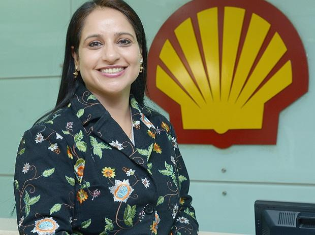 Mansi Madan Tripathy, Shell India