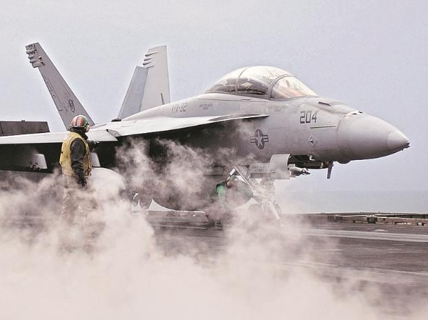 Boeing's partnership with HAL would significantly reduce the price of each Super Hornet. (Photo: Boeing)