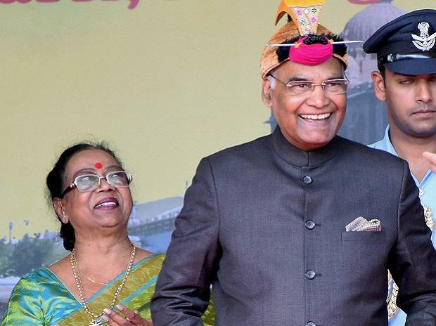 President Kovind on a 4-day visit to north-eastern states
