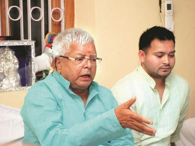 Periscope: Spotlight on Gujarat, Lalu's heir, and more