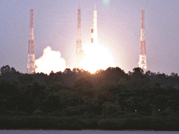 Isro has so far launched missions, with Chandrayaan-1 (pictured) for moon and Mangalyaan-1 for Mars, besides an observatory in space with Astrosat. Photo: Reuters