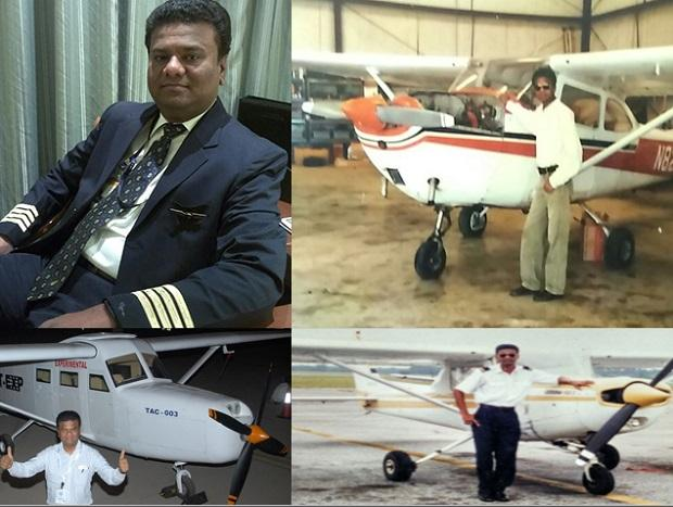 By 2016 a sleek 6 Seater came in to existence due to Capt. Amol's firm determination and perseverance