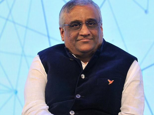 Kishore Biyani. Photo: Kamlesh Pednekar