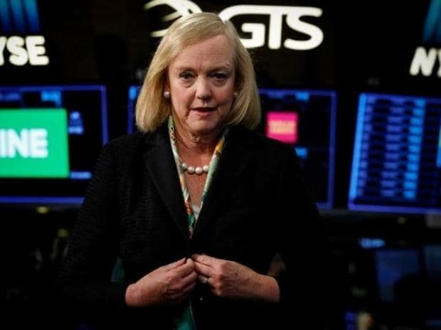 Billionaire Meg Whitman Will Step Down As CEO Of HPE