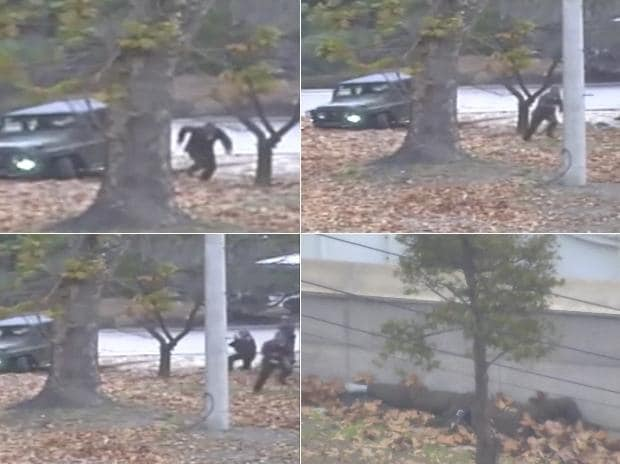 North Korean soldier, North Korea, killed, defector