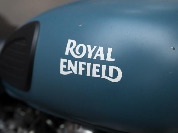 Royal Enfield, logo